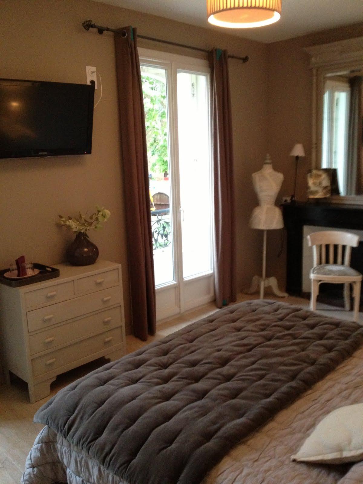 Chambre d h´te LOU  proximité de Collioure Castell de Blés