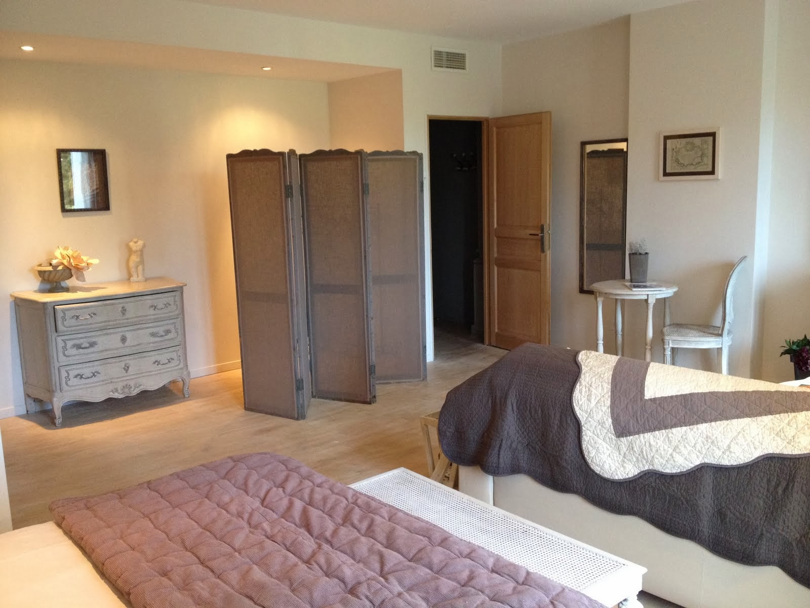 Chambre d h´te Madeloc  proximité de Collioure Domaine Castell
