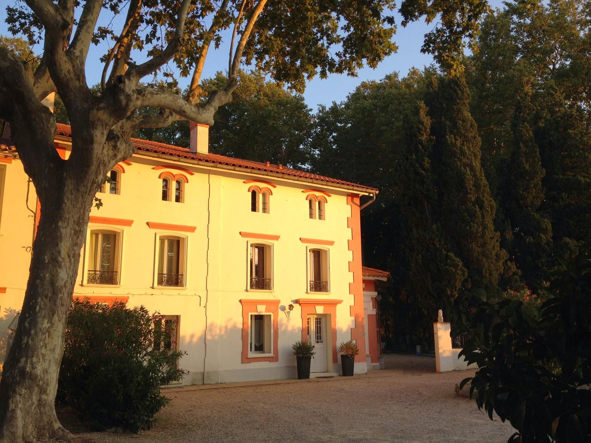 Chambres d 39 h tes proche de collioure castell de bl s for Chambre hote collioure